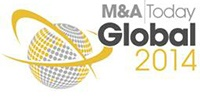 "M&A Today's Global ""M&A Software Solution of the Year"" 2014"