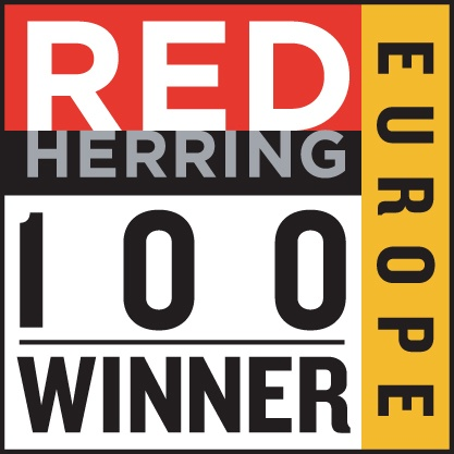 Winner of the Red Herring Top 100 in Europe 2015
