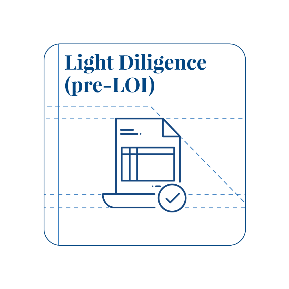 light-diligence